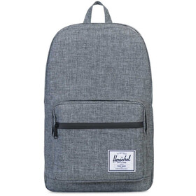 Herschel Pop Quiz Rugzak, raven crosshatch